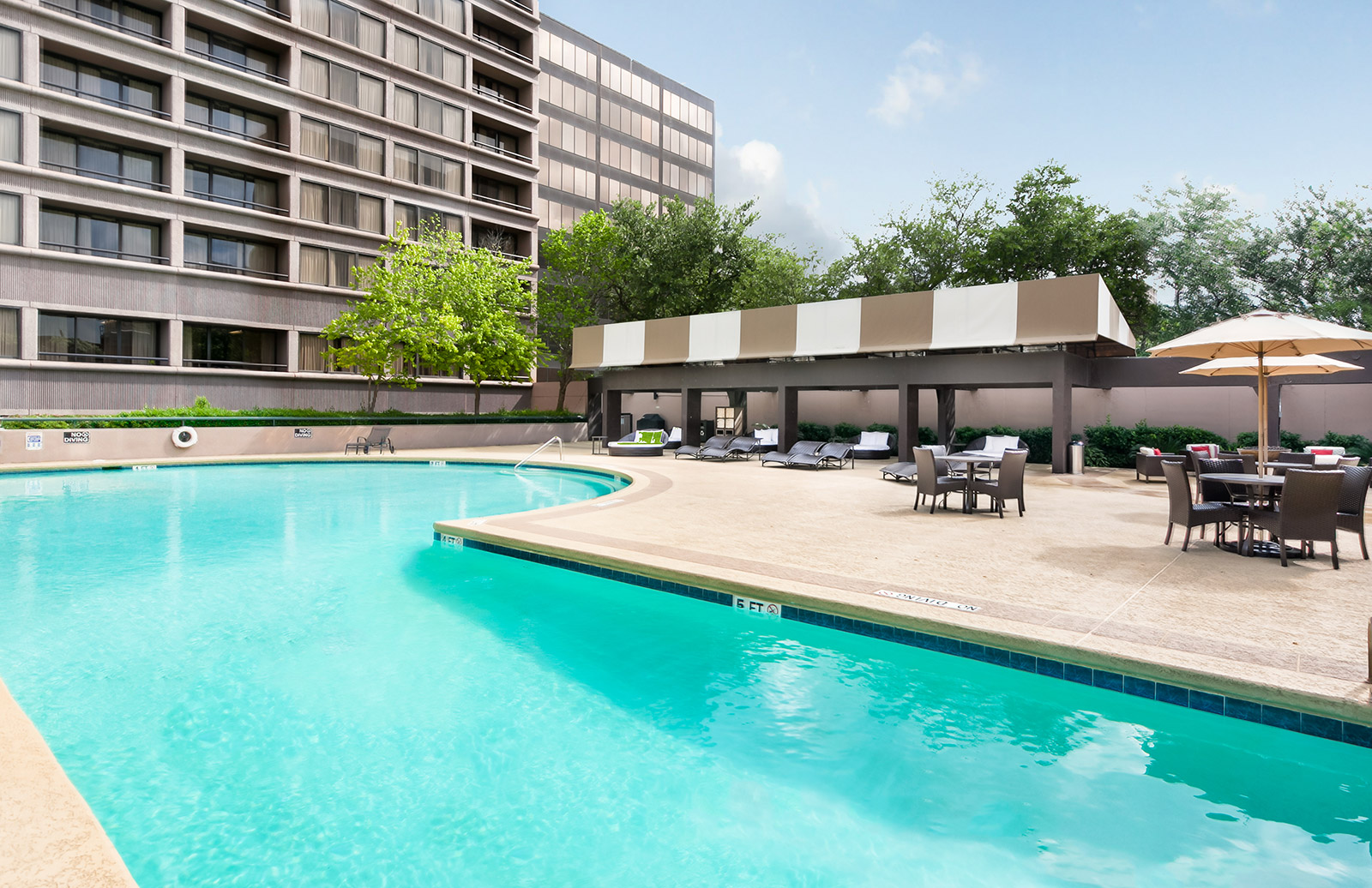 Best Rate Guarantee: Doubletree and Suites Houston Galleria ...