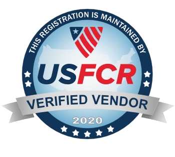 Verified vendor for SAM.gov
