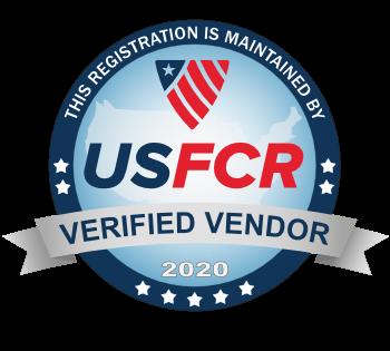 Verified vendor for SAM.gov